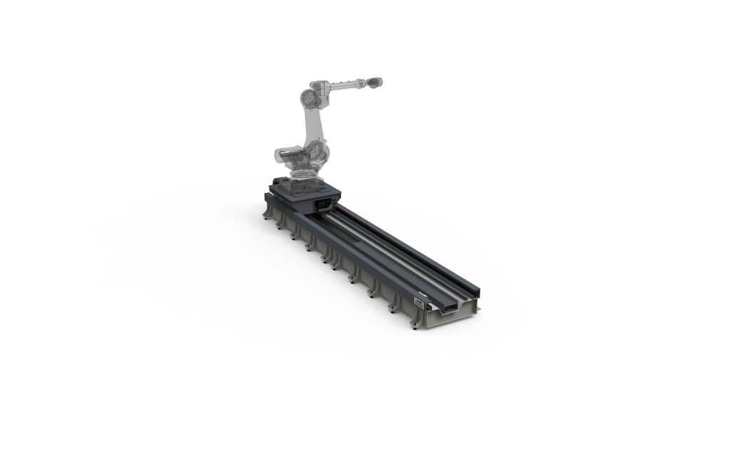 robot lineer kızaklar robot linear tracks